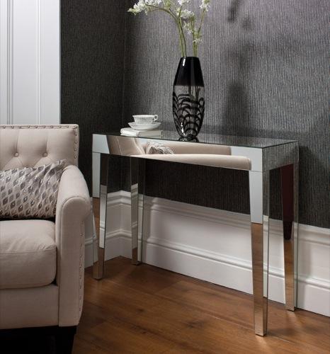konzolový stolík grey+