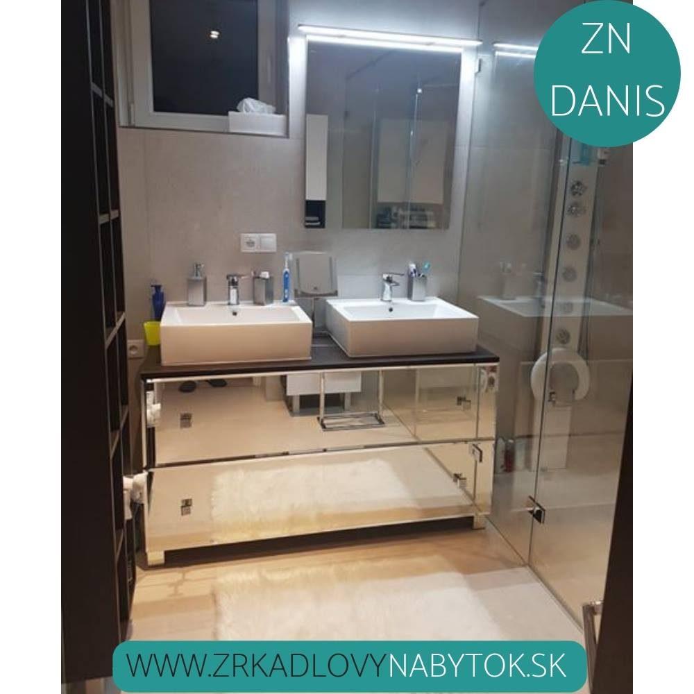 zrkadlová skrina do kúplene