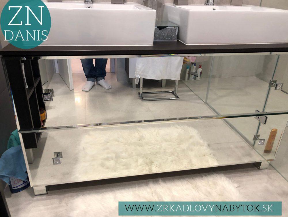 zrkadlová skrinka do kúpelne