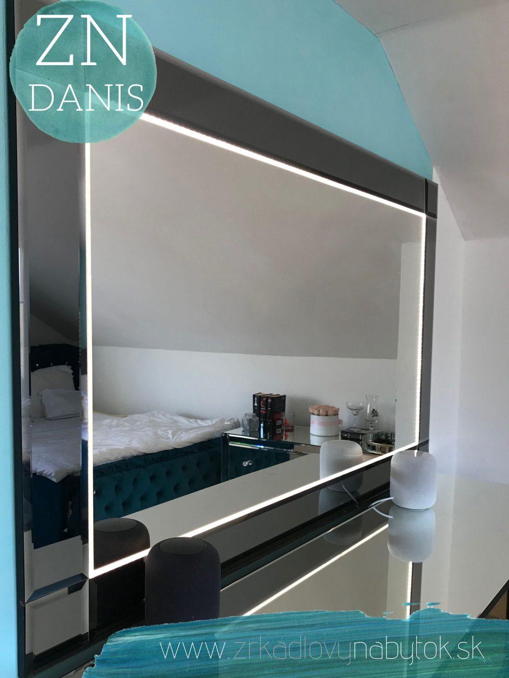 luxusne zrkadlo