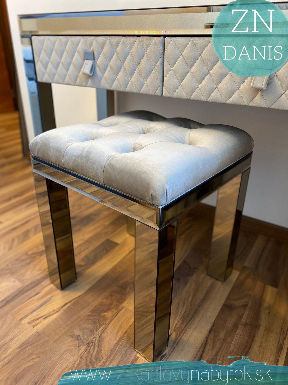ZRKADLOVÝ Toaletný stolík TARN